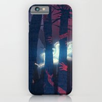 iPhone & iPod Case featuring Anabelle, the human by Ricardo Bessa