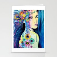 -Wild Youth- Stationery Cards