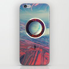 LOST AMONG THE MAGMA iPhone & iPod Skin
