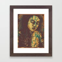The Great Decay Framed Art Print