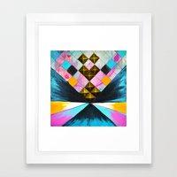 The Void. Framed Art Print