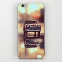 Owly Owl Yeah iPhone & iPod Skin