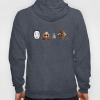 Make the Unlikeliest of Friends, Wherever You Go 2 Hoody