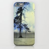 iPhone & iPod Case featuring Walking, Talking, and Wandering by Angie Johnson