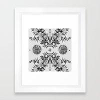 xii i iii iv  Framed Art Print