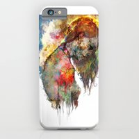 iPhone & iPod Case featuring what's left of me by ururuty