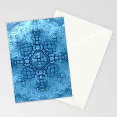 Snowball Deluxe Stationery Cards