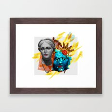 Treasures I  Framed Art Print