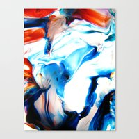 Watermark Canvas Print