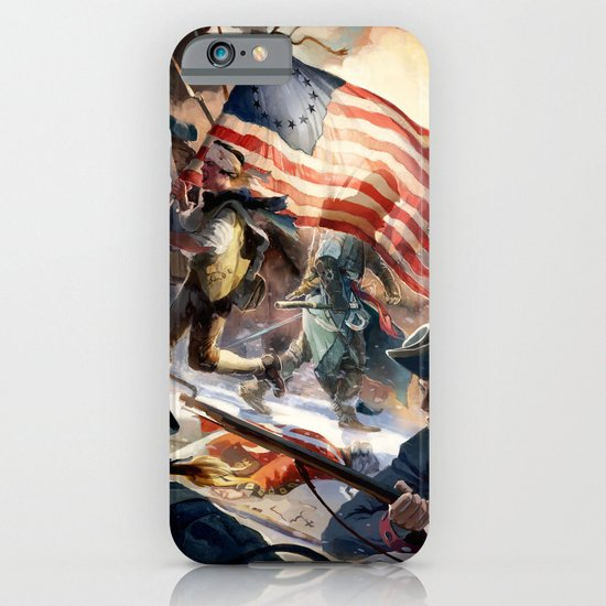 Assassin's Creed III iPhone & iPod Case