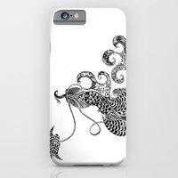 iPhone & iPod Case featuring Peacock Love by sudarshana