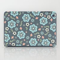 Whimsy Floral iPad Case