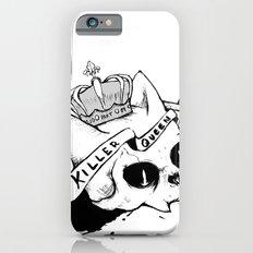 Queen Cat Slim Case iPhone 6s