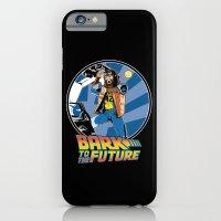 Bark to the Future iPhone 6 Slim Case