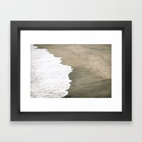 Wave 2  Framed Art Print