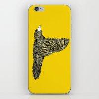 Escaped Bird iPhone & iPod Skin