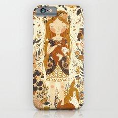 The Queen of Pentacles iPhone 6 Slim Case