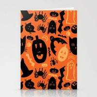 Halloween 2013 Stationery Cards