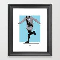 Minnesota United FC 2013… Framed Art Print