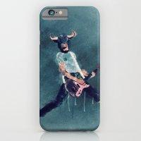 Punks not dead iPhone 6 Slim Case