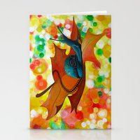 Nature's Come-back Stationery Cards