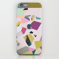 iPhone Cases featuring Crystals by Leandro Pita