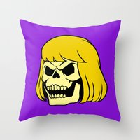 Skeman Throw Pillow