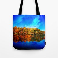 Falls' Lost Memories Tote Bag