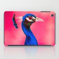 Peacock D3 iPad Case