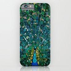 :: Peacock Caper :: Slim Case iPhone 6s