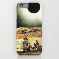 Road Trip Into the Void iPhone 6 Slim Case