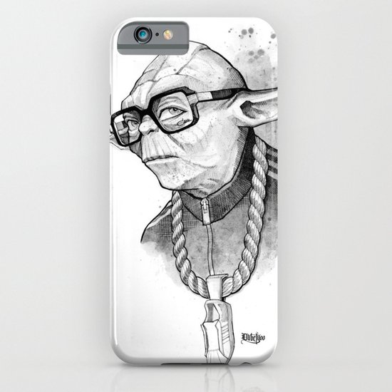 YO DMC iPhone & iPod Case