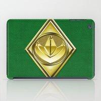 Green Ranger iPad Case