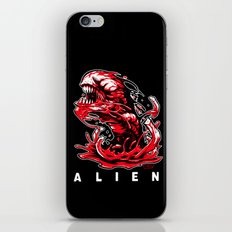 ALIEN: KANE'S SON iPhone & iPod Skin