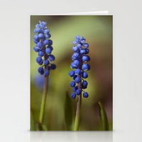 spring lavender Stationery Cards