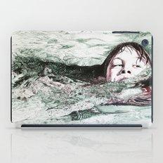 Go Swimming iPad Case