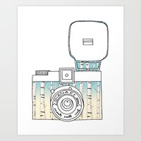 Photo In Russian Style  Art Print