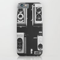 iPhone & iPod Case featuring The Vintage Family by Libertad Leal Photography