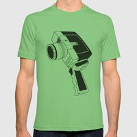 Gadget Envy Mens Fitted Tee Grass SMALL