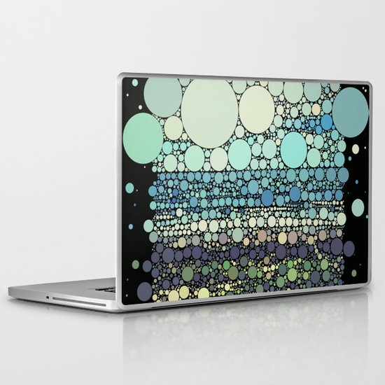 Beach Rounds Laptop & iPad Skin
