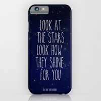 iPhone & iPod Case featuring Look How They Shine For You 2.0 by Adel