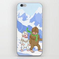 Snow Day! iPhone & iPod Skin