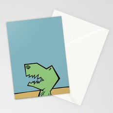 Dino Time  Stationery Cards