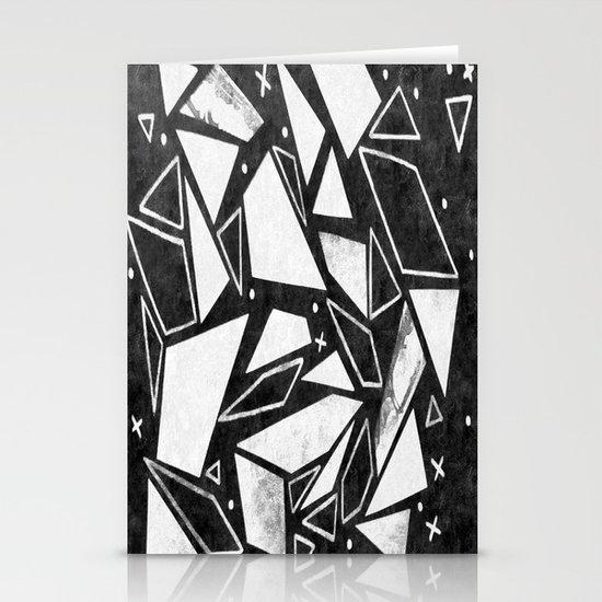 Geometrics III Stationery Card