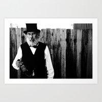 Jack Daniel's  Art Print