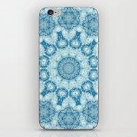 Beautiful Blue Sky Manda… iPhone & iPod Skin