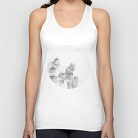In Which Fish Show Conce… Unisex Tank Top