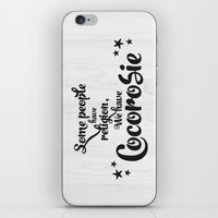 Some People Have Religio… iPhone & iPod Skin