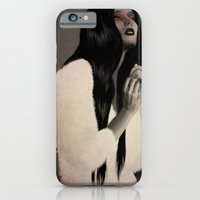 iPhone & iPod Case featuring Red eye by Robin Pieterse