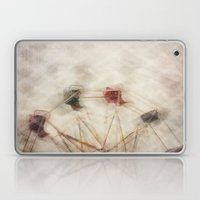 Round n round we go Laptop & iPad Skin